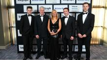 Thales Group employees pictured at last year's BT Business Awards