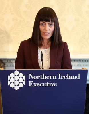 Infrastructure Minister Nichola Mallon