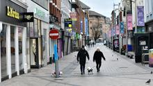 Change: it may be difficult to get people back in to towns and cities to shop
