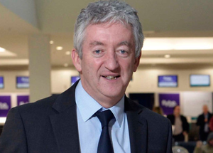 Difficult times: John McGrillen