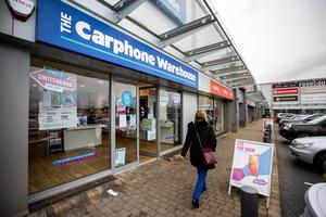 Redundancie have been announced at Carphone Warehouse
