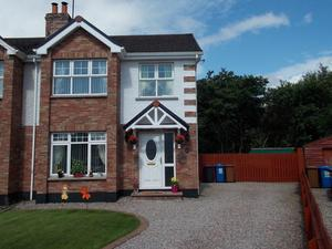 Starting price of £114,950 for three-bed semi on Willowmount Avenue, Omagh