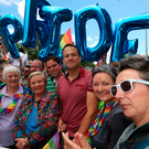 Taoiseach Leo Varadkar has shown his support for Pride