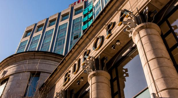 Belfast hotels, including the Europa, have reported 22% growth in second quarter