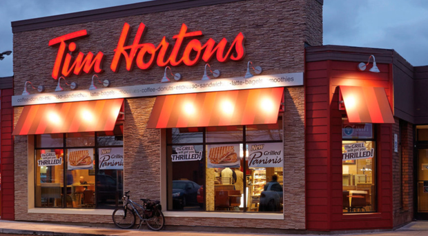 Tim Hortons is opening in Belfast
