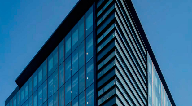 Wirefox agreed its deal for the City Park just weeks after buying the 11-storey Capella building (pictured) in Glasgow's financial district