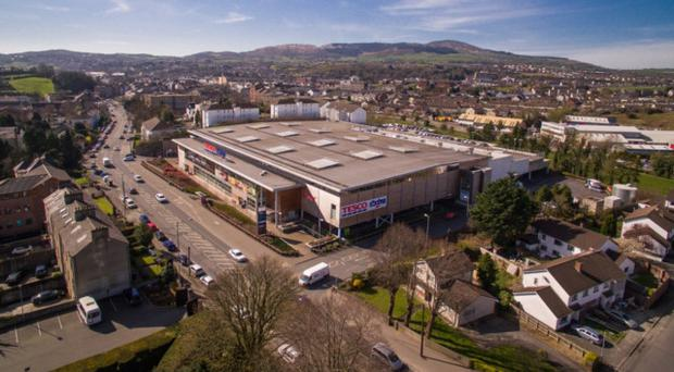 The Tesco store in Newy was owned by Aberdeen Standard Investments