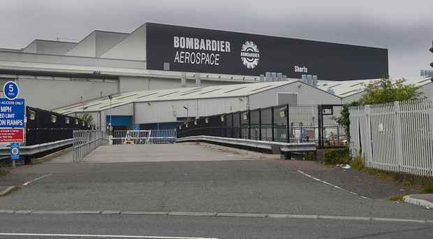 Bombardier union reps to travel to North America in bid to protect Northern Ireland jobs
