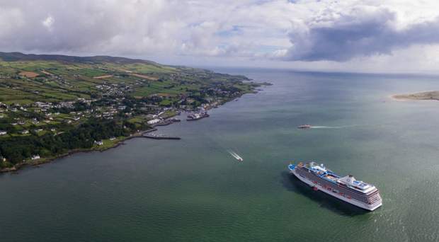 Foyle Port has had five consecutive years of growth