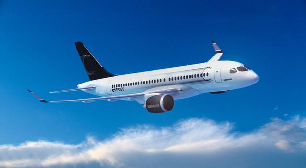 Bombardier hit with new 80% tariff on imports to US