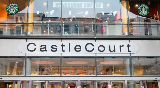 CastleCourt Shopping Centre in Belfast was sold to Wirefox for £123m