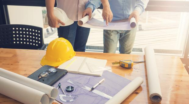 Lease terms normally say what is permissible regarding office alterations