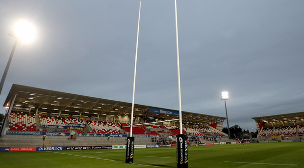 The Kingspan Stadium