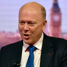 Comments: Chris Grayling