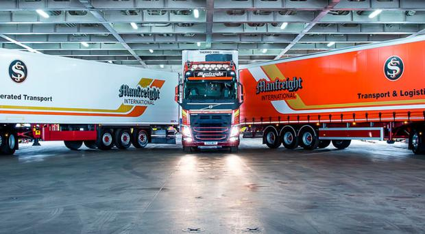 Manfreight will continue current contracts 'to ensure seamless transfer'