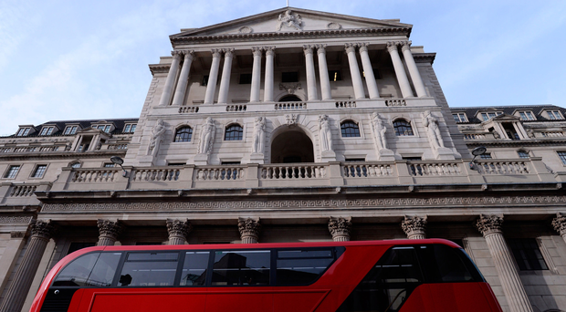 The Bank of England has raised interest rates