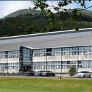 Shimna Integrated College in Newcastle, Co Down