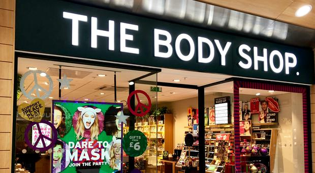 Cosmetics firm The Body Shop and retailer Smiggle - an Australian brand specialising in stationery - have opened in Newry's The Quays shopping centre