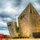 Top tourist attraction Titanic Belfast
