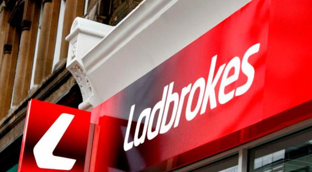 Ladbrokes Coral has reported a boost in its online takings