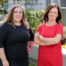 Cara Taylor and Lisa McCaul are business growth enablers at Ulster Bank