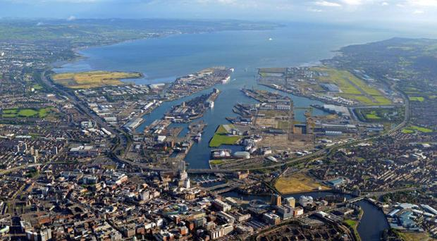 One of Belfast Harbour's major office developments looks set to get a new mixed-use cafe and retail business