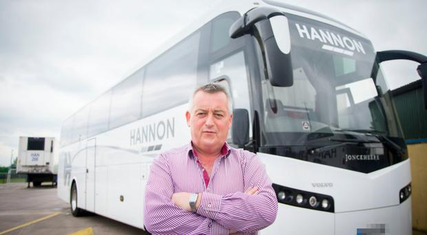 Aodh Hannon, managing director of Hannon Coach