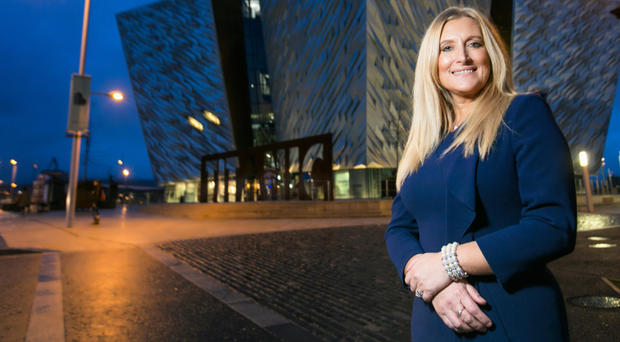 Former deputy chief executive Judith Owens is take over the reins as chief executive of Titanic Belfast this week