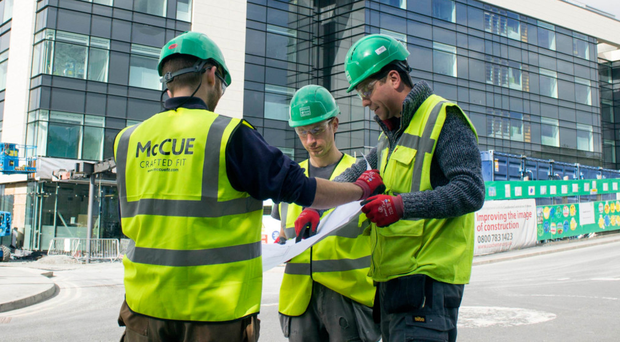 McCue Crafted Fit has been recommissioned as fit out contractor for the new acute services block at the Ulster Hospital in Belfast.