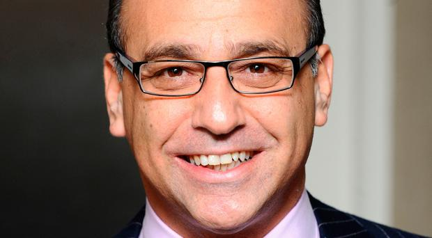 Attack: Theo Paphitis