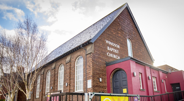 Windsor Baptist Church is seeking planning approval for apartments