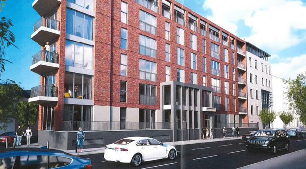 Belfast council expected to knock back city apartment ...