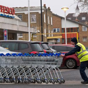 Tesco is to cut staff numbers across the UK