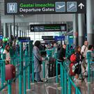 Passenger numbers in Dublin Airport have grown