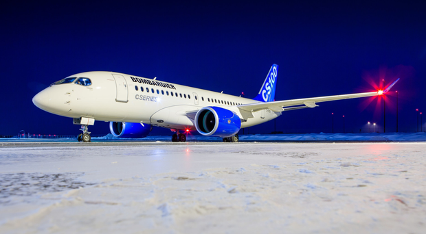 Trade Body in US Backs Bombardier Versus Boeing