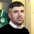Irish contract: Sean O'Connor, the co-founder of STATSports