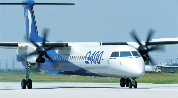 The Q400 aircraft has proven popular with airlines around the world