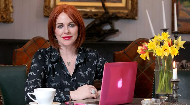 Naomh McElhatton, owner of Smart NI