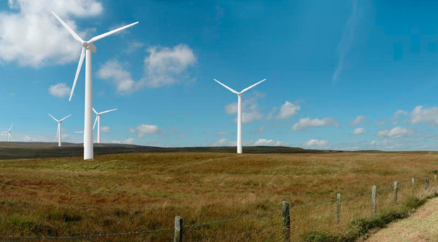 Brockaghboy Wind Farm in Londonderry has been bought by Greencoat UK Wind