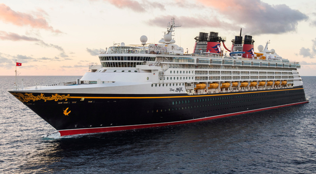 The Disney Magic cruise liner will be visiting Belfast in autumn 2019