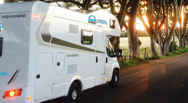 Belfast-based campervan business Camperco Group has been bought by Australian motorhome firm Apollo for £4.5m