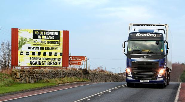 The border remains the major conundrum for Brexit
