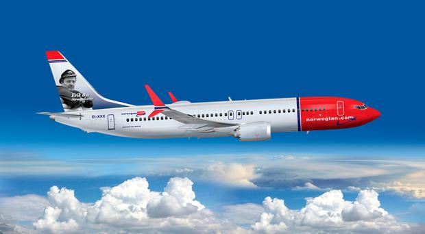 Norwegian Air cancelled winter flights from Belfast to the US