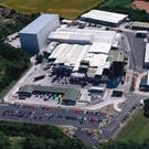 Lakeland Dairies' plant in Newtownards