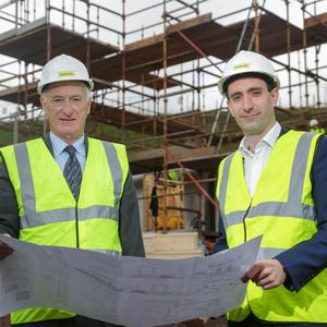 Braidwater's Patrick and Joe McGinnis, whose firm received BGF support