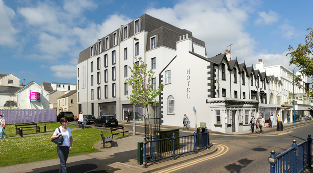 Andras Hotels is to invest £6.6m to regenerate the historic Portrush hotel site