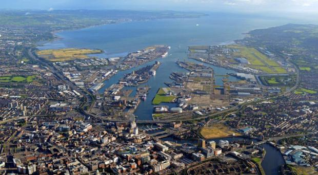 Northern Ireland is facing troubled times, business leaders warn.