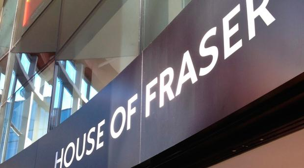 House of Fraser in Belfast