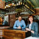 Ronan and Jennie Sweeney of Balloo Inns and owners of The Poacher's Pocket