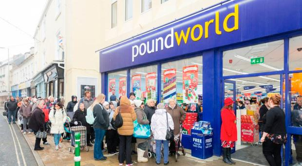 Poundworld stores face closure